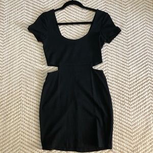 Lucca Couture Bodycon Cut-out Dress